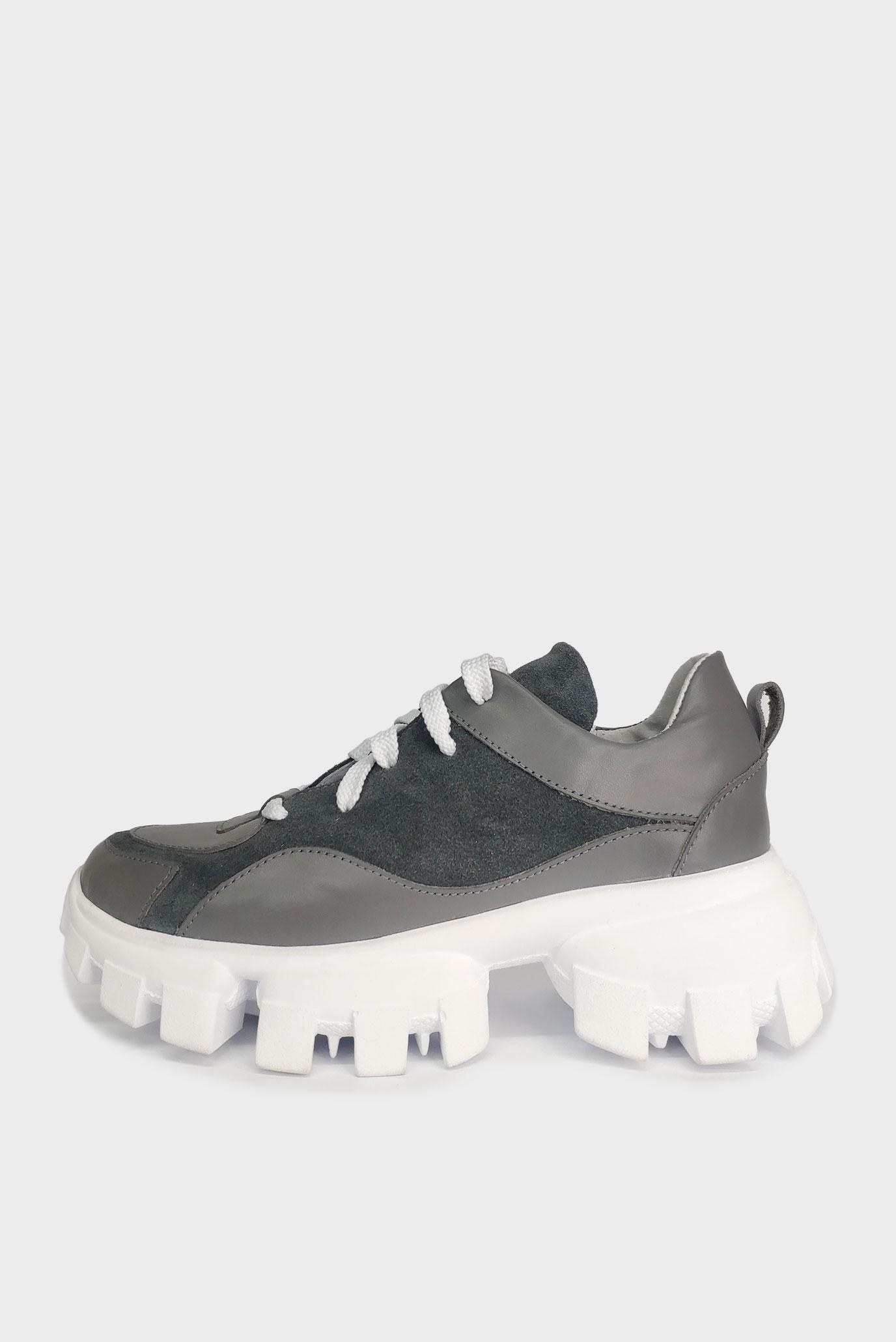 Кроссовки серые Air Step