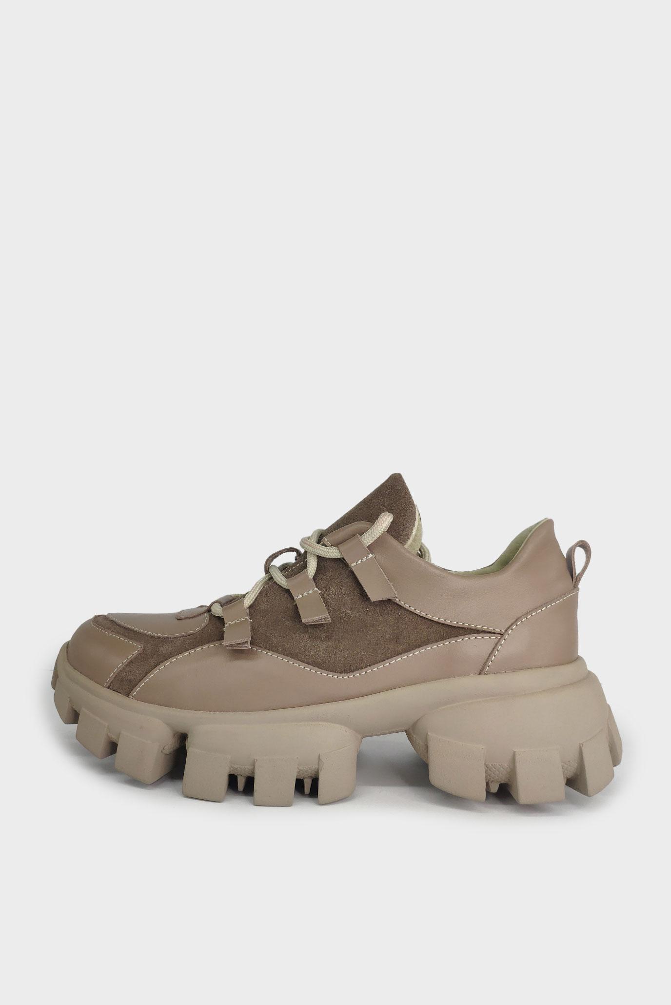 Кроссовки на массивной подошве Air Step