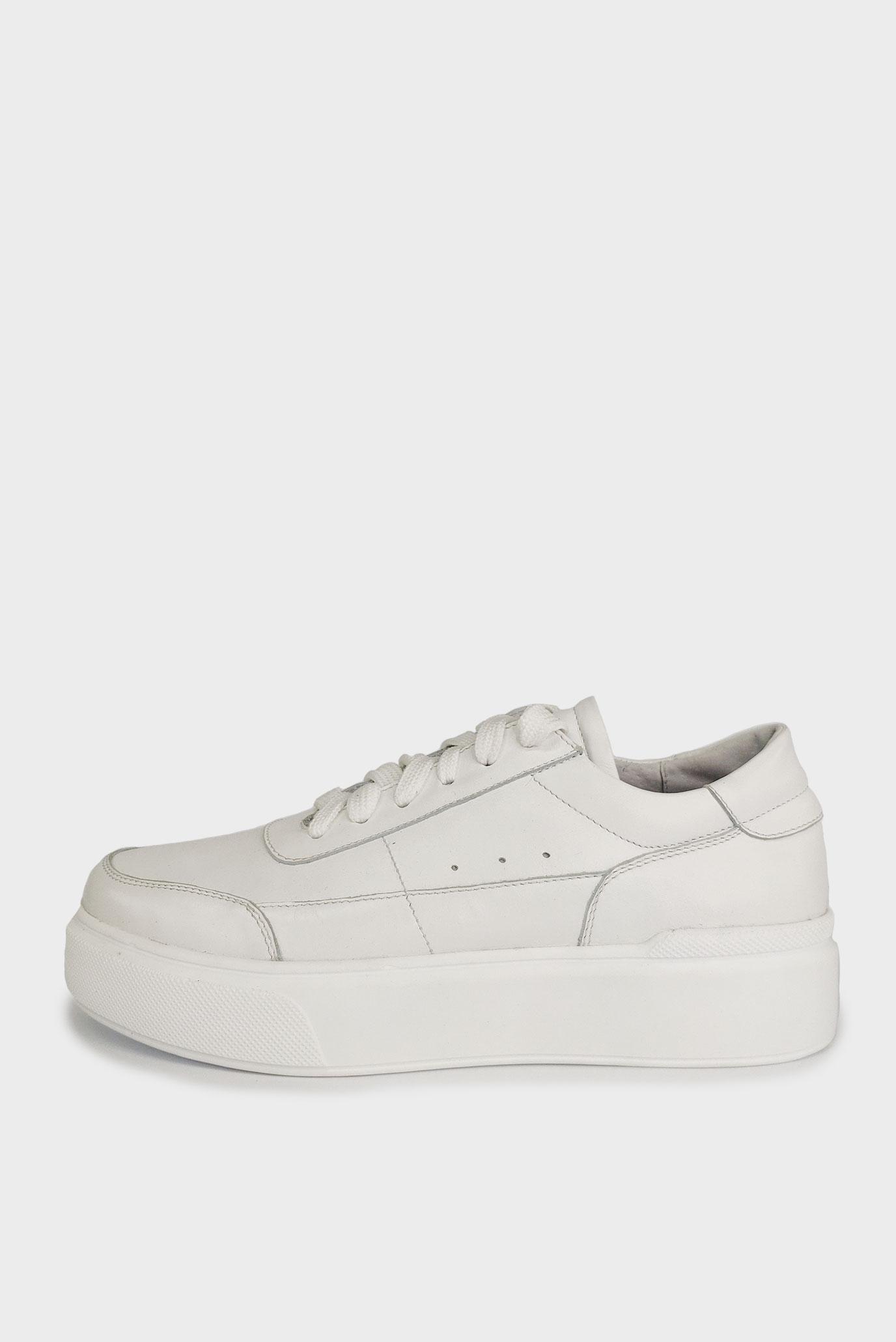 Кроссовки белые Air Step