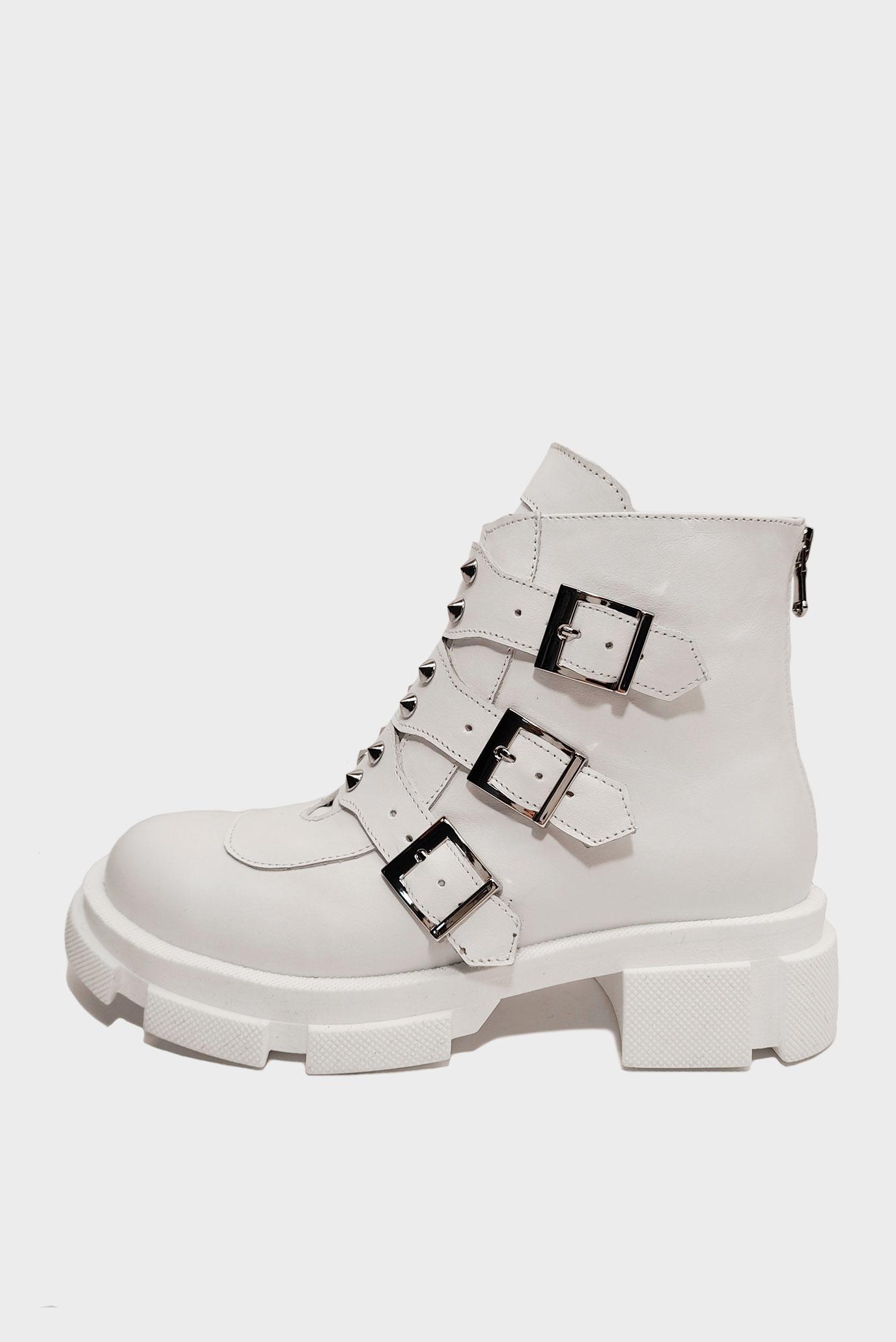 Ботинки из натуральной кожи Air Step