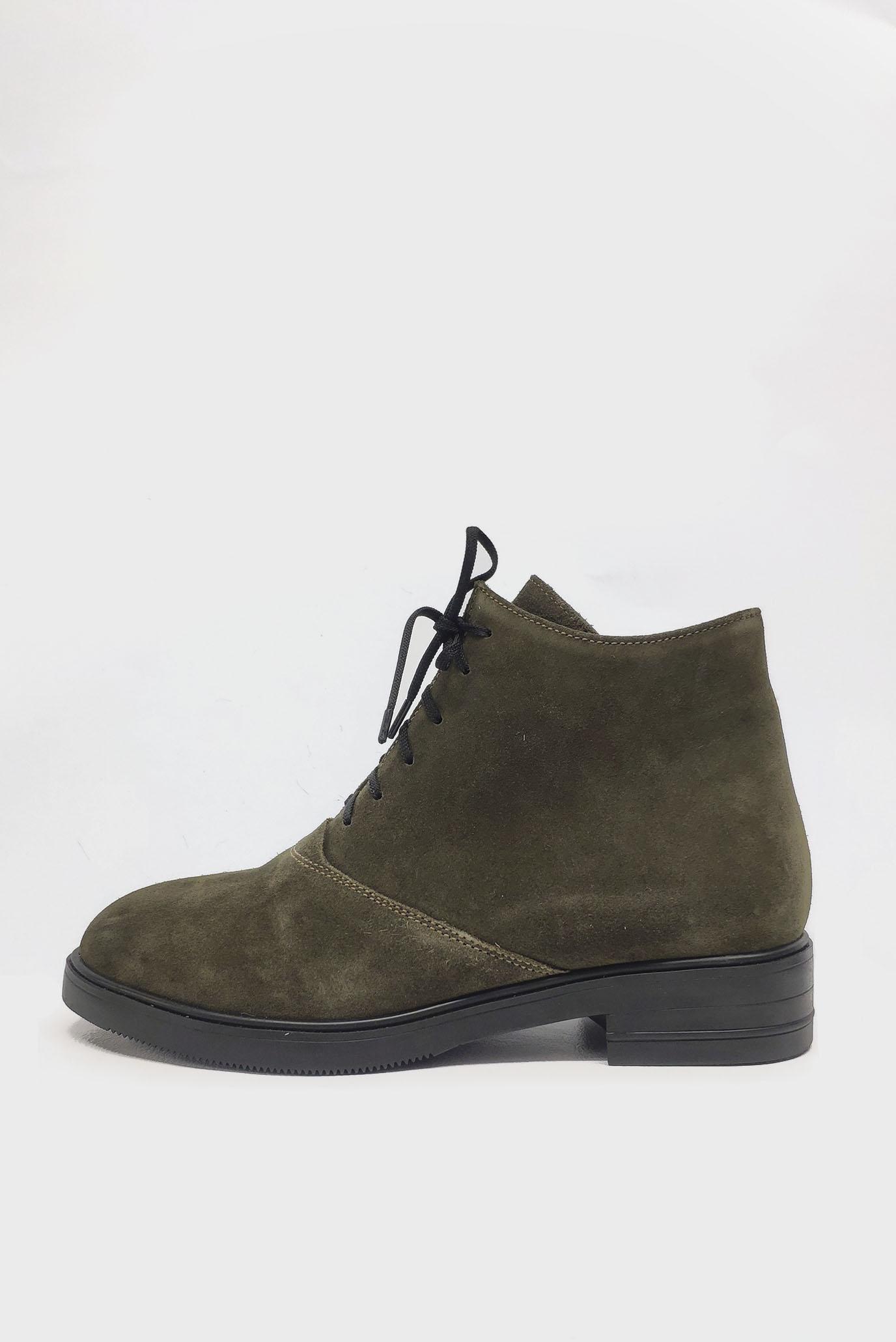 Ботинки из натуральной замши Air Step