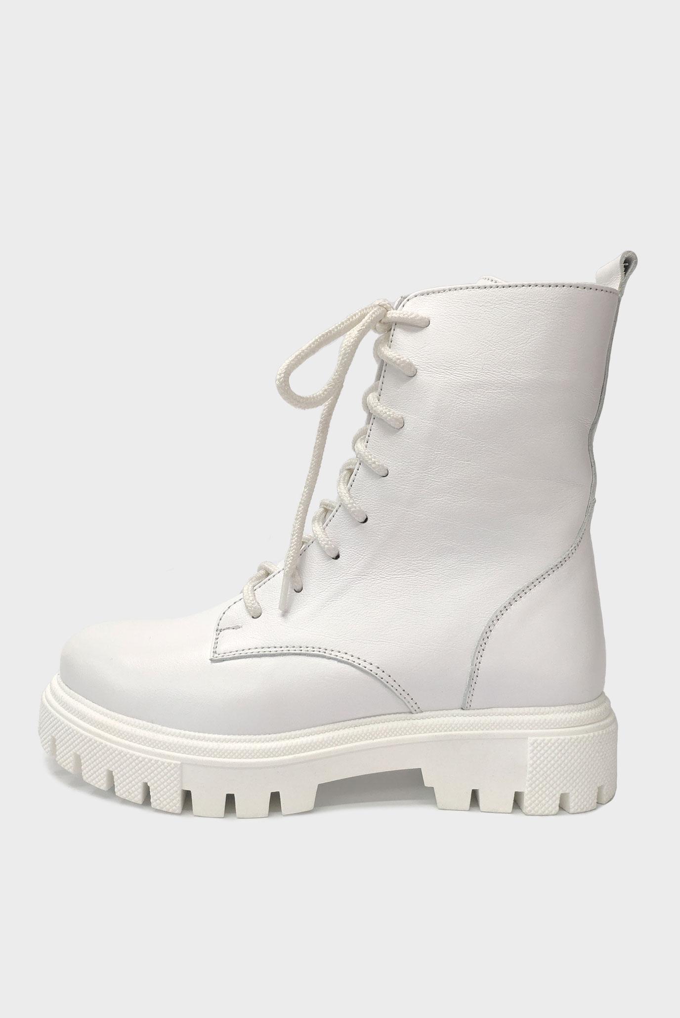 Белые Мартинсы Air Step