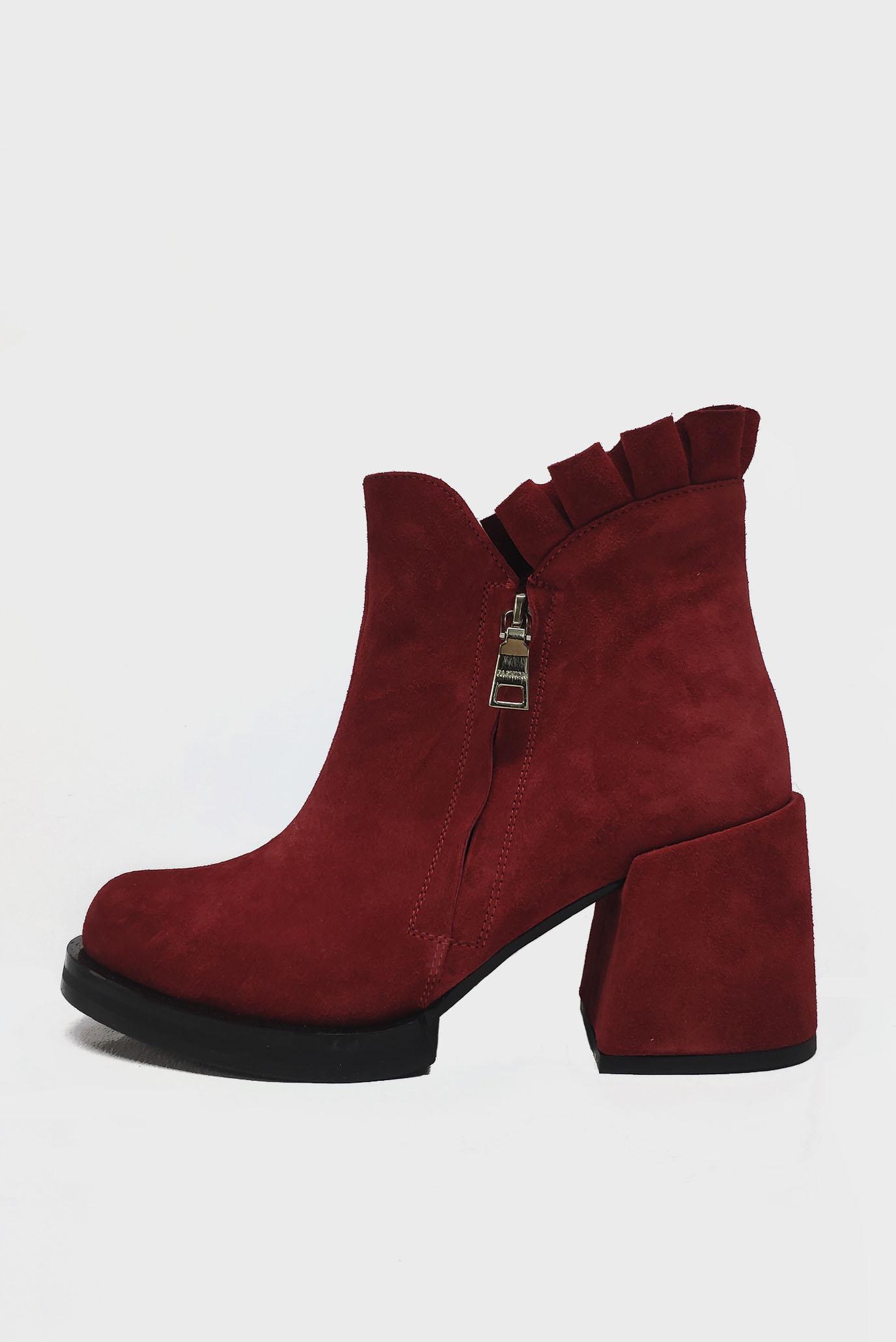 Красные Ботинки Air Step