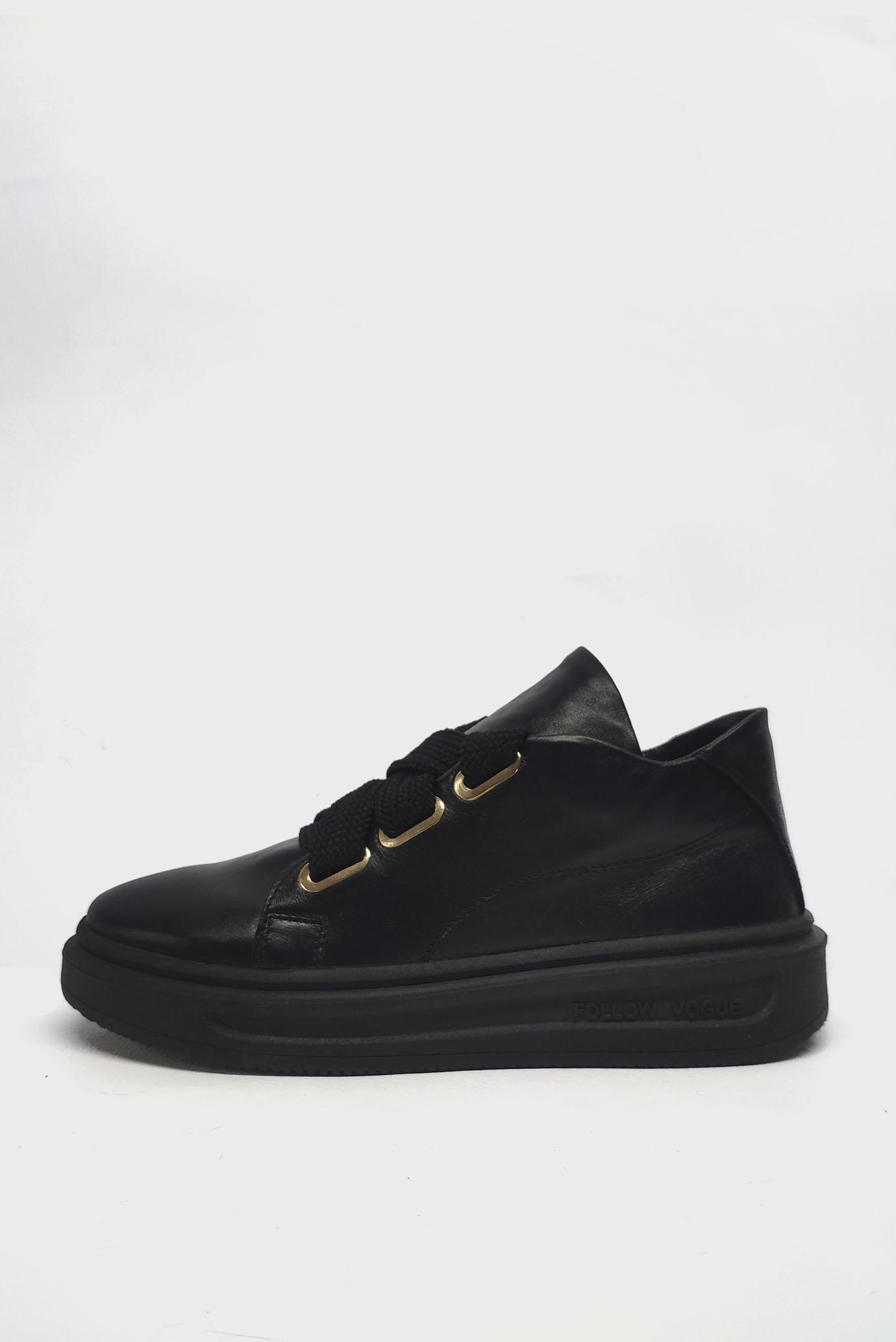 Чёрные Кеды Air Step
