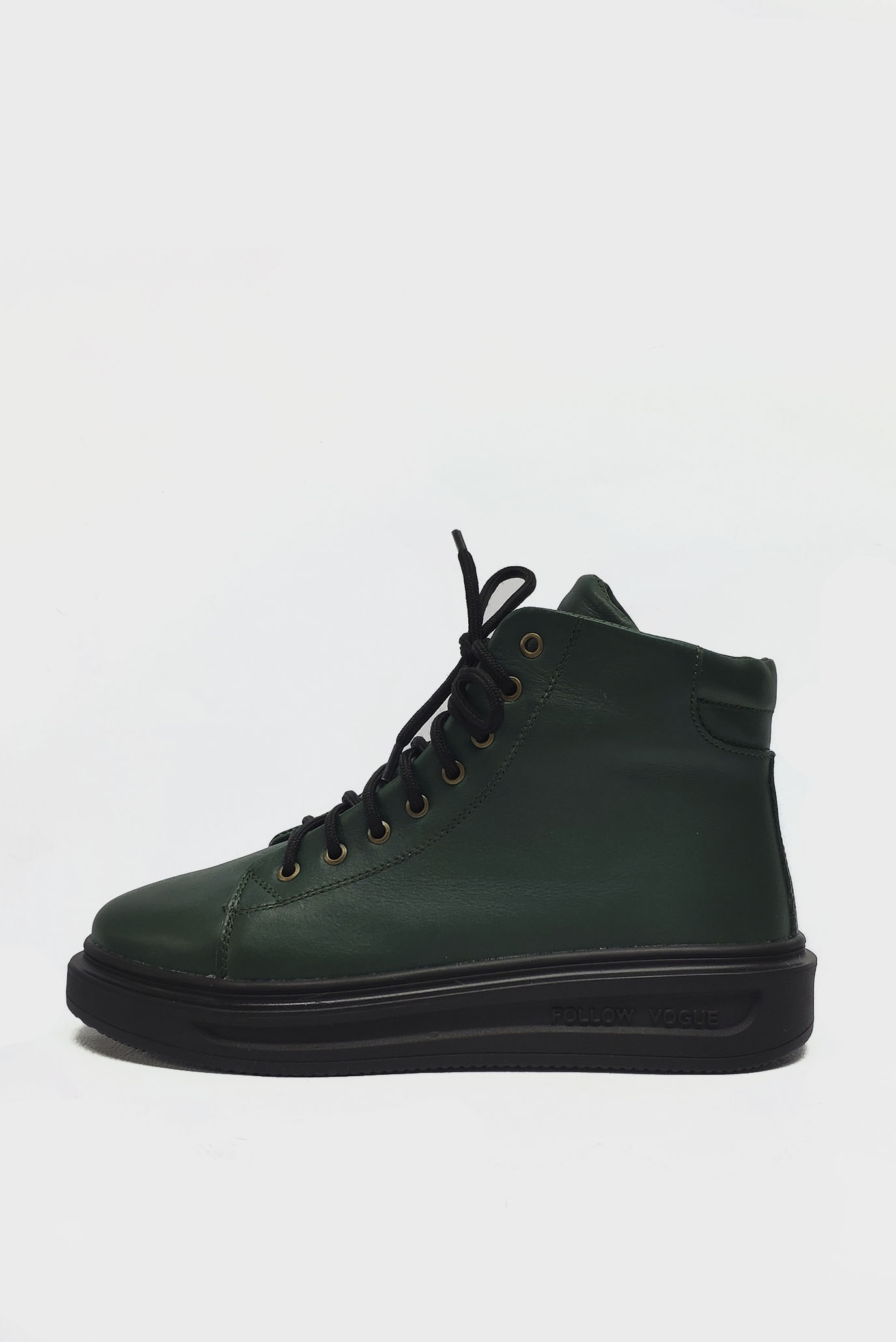 Зимние Ботинки из кожи Air Step