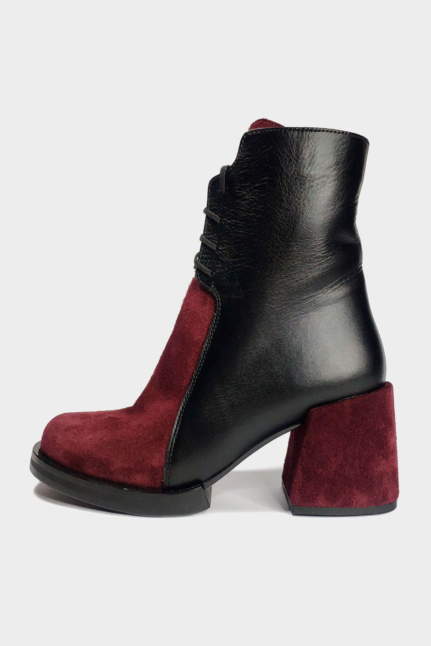 Ботинки на каблуке Air Step